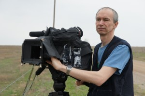 Storm Chasing in the USA with the PMW-F5